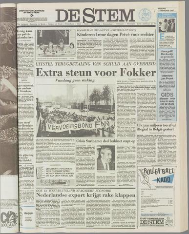 de Stem 1987-02-13