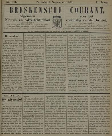 Breskensche Courant 1901-11-09