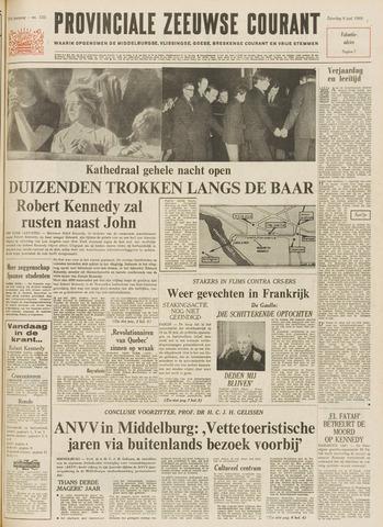 Provinciale Zeeuwse Courant 1968-06-08