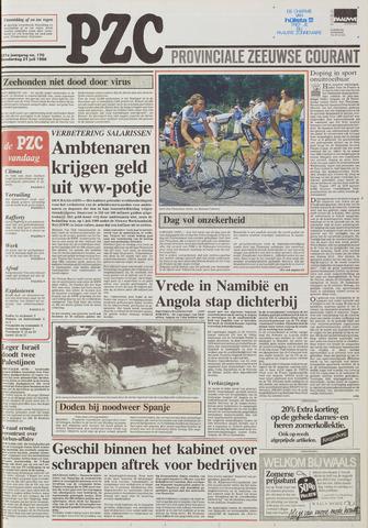 Provinciale Zeeuwse Courant 1988-07-21