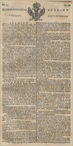 Middelburgsche Courant 1780-11-25