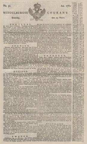 Middelburgsche Courant 1762-03-13