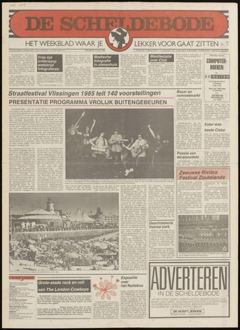 Scheldebode 1985-06-06