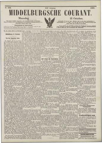 Middelburgsche Courant 1901-10-21