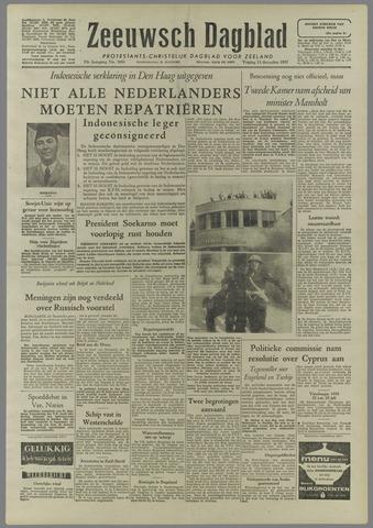 Zeeuwsch Dagblad 1957-12-13