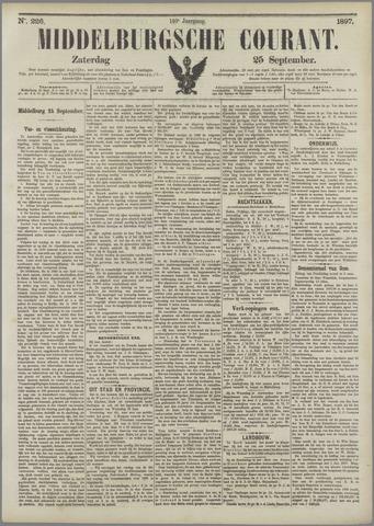 Middelburgsche Courant 1897-09-25