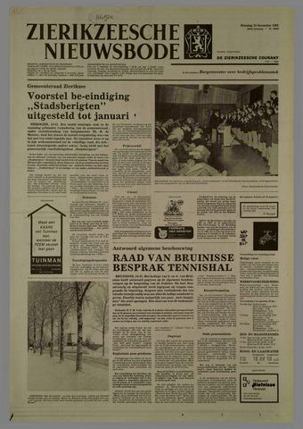 Zierikzeesche Nieuwsbode 1981-12-15