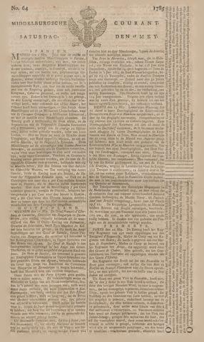 Middelburgsche Courant 1785-05-28