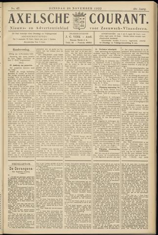 Axelsche Courant 1933-11-28