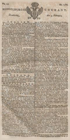 Middelburgsche Courant 1780-02-03