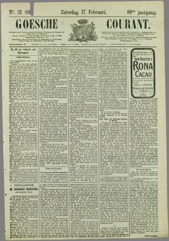 Goessche Courant 1912-02-17
