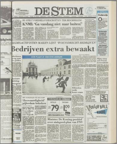 de Stem 1987-01-15