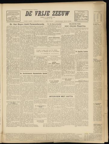 de Vrije Zeeuw 1949-08-12