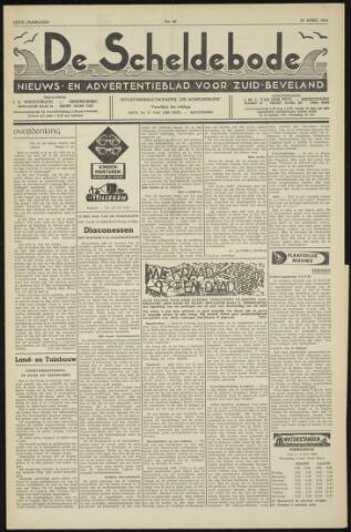 Scheldebode 1966-04-29