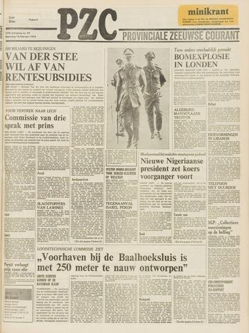 Provinciale Zeeuwse Courant 1976-02-16