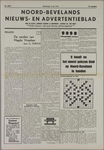 Noord-Bevelands Nieuws- en advertentieblad 1978-07-13