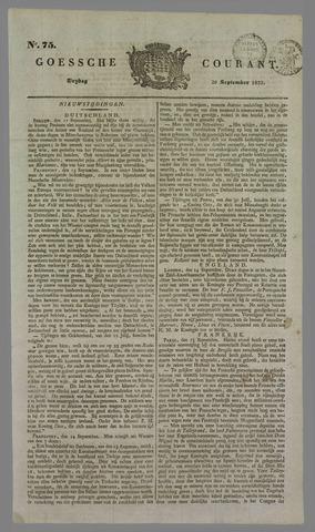 Goessche Courant 1833-09-20