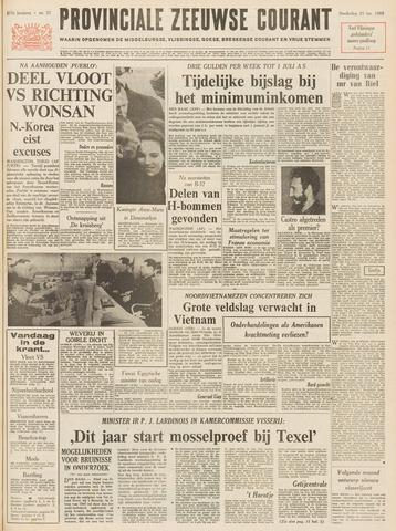 Provinciale Zeeuwse Courant 1968-01-25