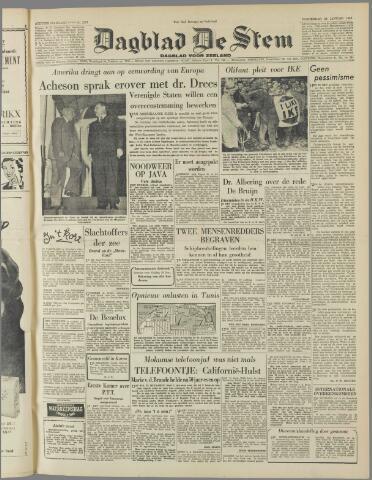 de Stem 1952-01-24