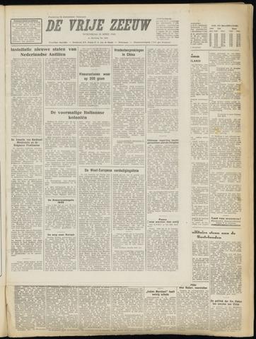 de Vrije Zeeuw 1949-04-20