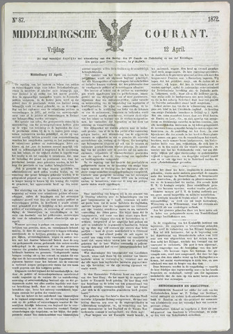 Middelburgsche Courant 1872-04-12