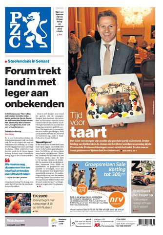Provinciale Zeeuwse Courant 2019-03-22
