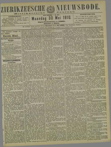 Zierikzeesche Nieuwsbode 1910-05-30