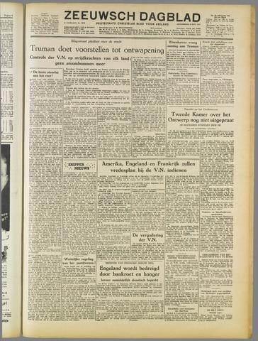 Zeeuwsch Dagblad 1951-11-08