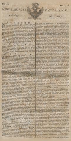 Middelburgsche Courant 1776-06-01