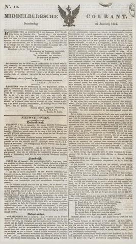 Middelburgsche Courant 1834-01-23