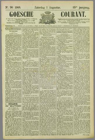 Goessche Courant 1908-08-01