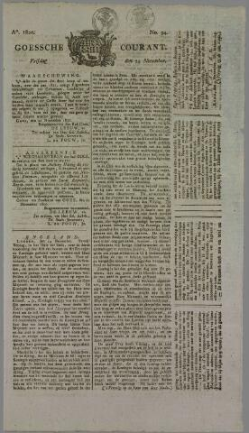 Goessche Courant 1820-11-24