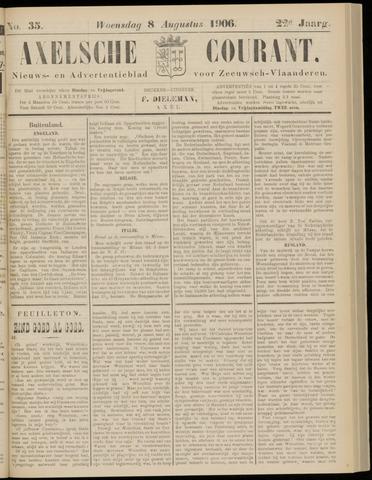 Axelsche Courant 1906-08-08