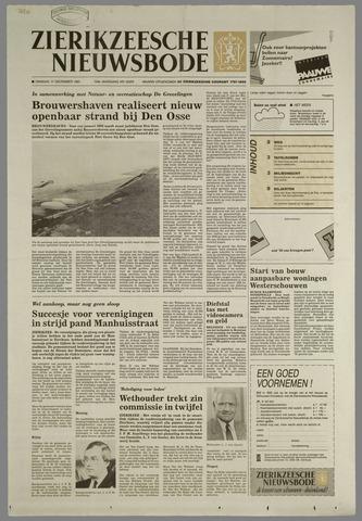 Zierikzeesche Nieuwsbode 1991-12-17