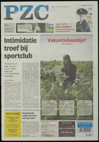 Provinciale Zeeuwse Courant 2014-07-04