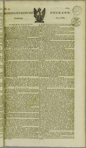 Middelburgsche Courant 1825-05-05