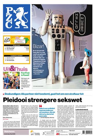 Provinciale Zeeuwse Courant 2018-07-19