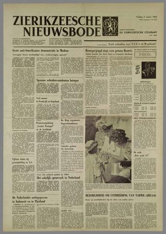 Zierikzeesche Nieuwsbode 1965-03-05