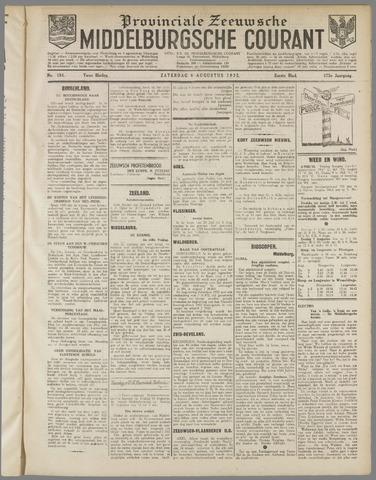 Middelburgsche Courant 1932-08-06
