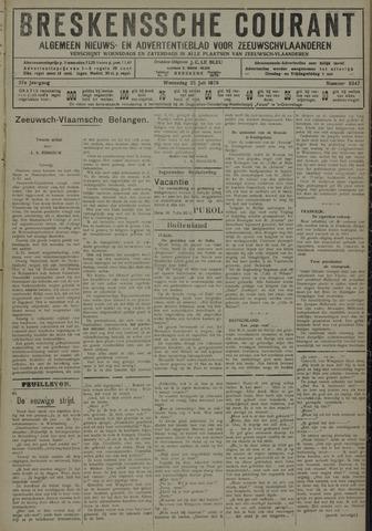 Breskensche Courant 1928-07-25