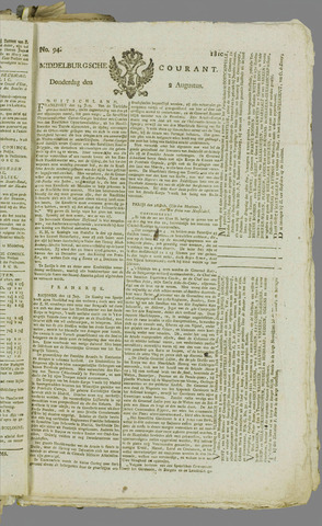 Middelburgsche Courant 1810-08-02