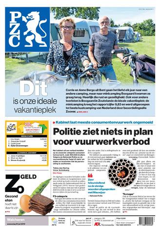 Provinciale Zeeuwse Courant 2019-07-10