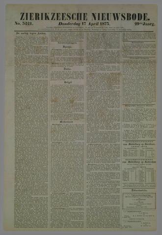 Zierikzeesche Nieuwsbode 1873-04-17