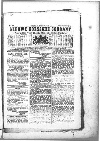 Nieuwe Goessche Courant 1879-08-01