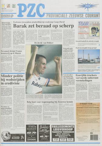 Provinciale Zeeuwse Courant 2000-07-20