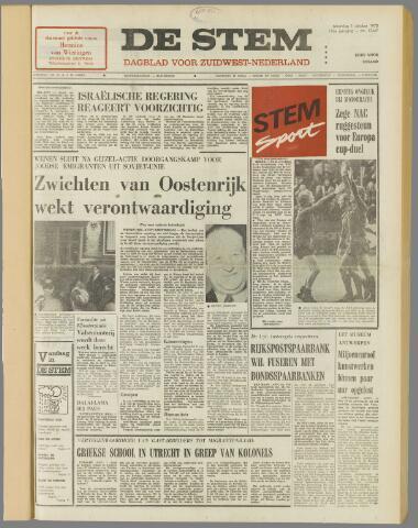 de Stem 1973-10-01