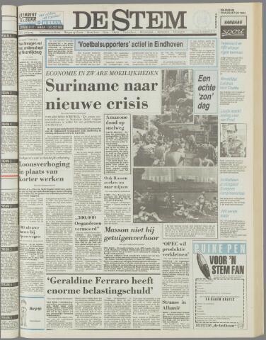de Stem 1984-08-20