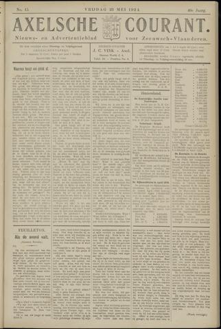 Axelsche Courant 1924-05-23