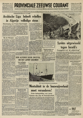 Provinciale Zeeuwse Courant 1956-03-30