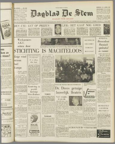 de Stem 1966-01-20